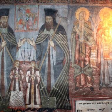 Ctitori - Sfânta Mănăstire Jgheaburi